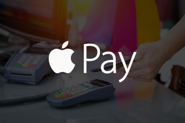 Pay with a single touch using Apple Pay