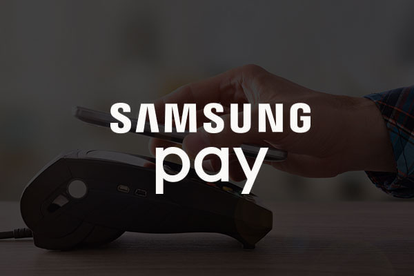 Enjoy the benefits of your My Banking Direct Visa Debit Card using Samsung Pay.